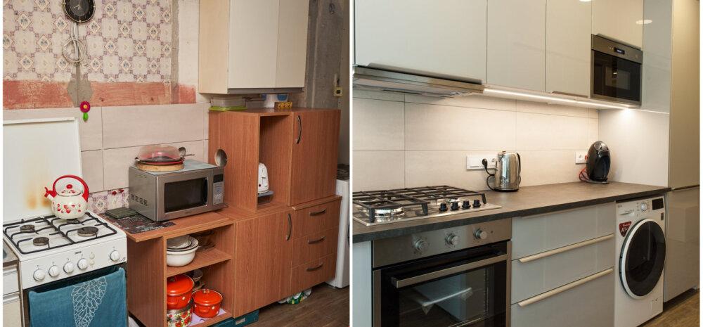 ДО И ПОСЛЕ | Невероятно! Видавшая виды квартира в советском доме изменилась до неузнаваемости