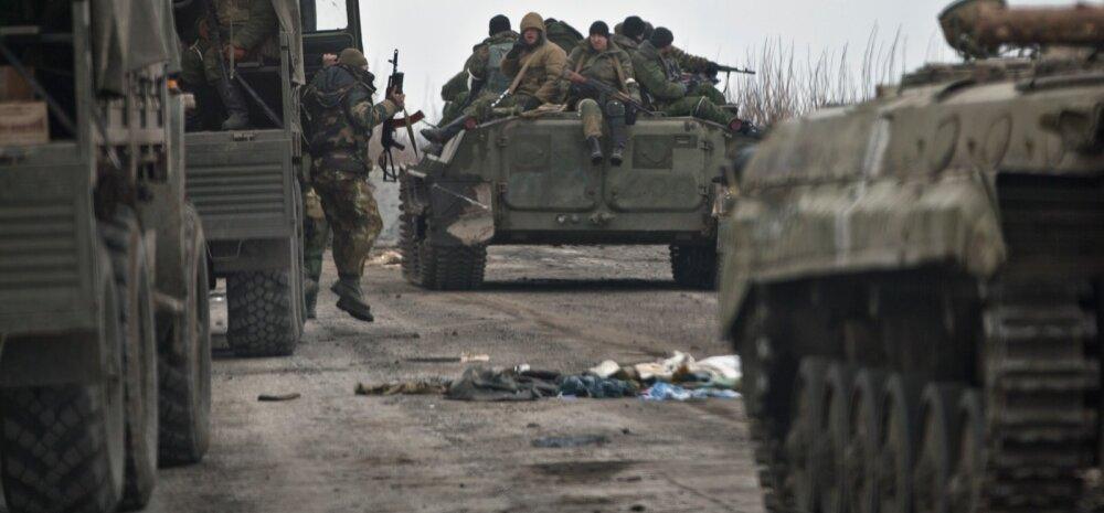 Kiiev kardab separatistide rünnakut Mariupolile