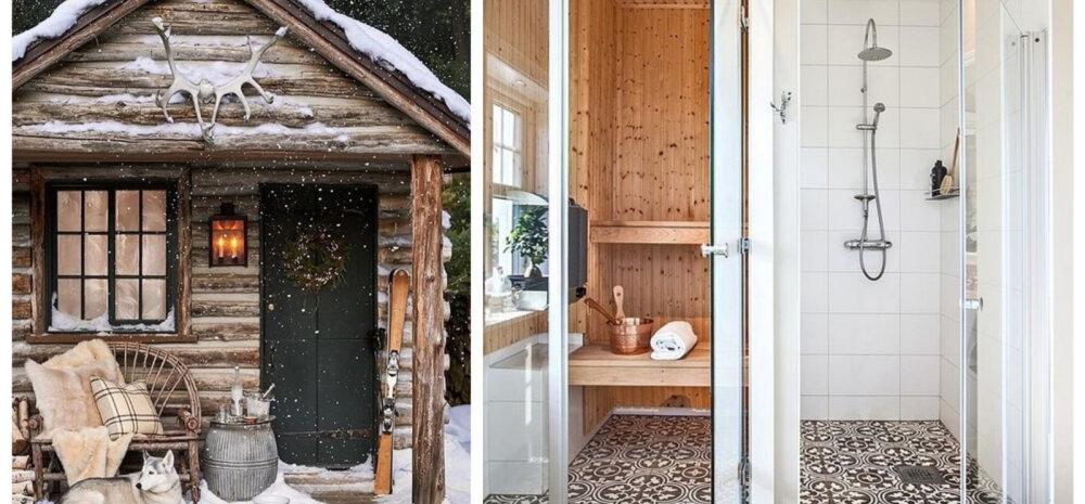FOTOD | Kümme võimalust, kuidas luua täiuslik saun