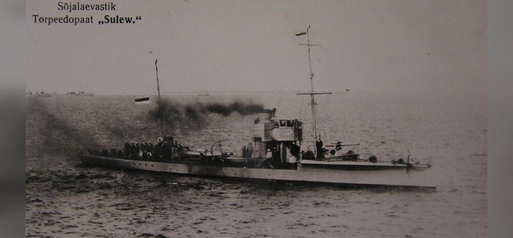 PILK AJALUKKU: Väikesõja kontseptsioon – kas Eesti esimene meresõjaline doktriin?