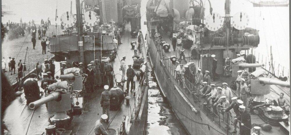 Lahingukogemus aastast 1919: Utria dessant kui sõjataktika musternäide