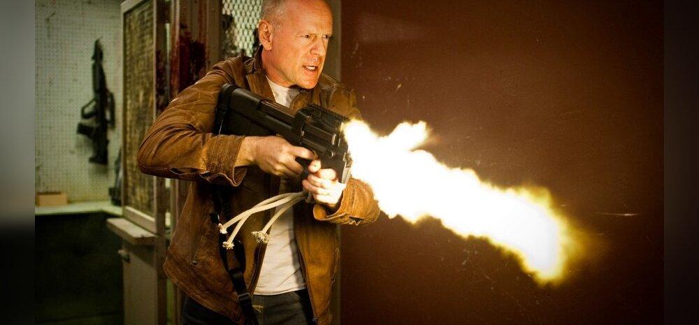 Palju õnne! Populaarseimad apokalüptilised elupäästjad on Bruce Willis ja Sigourney Weaver!