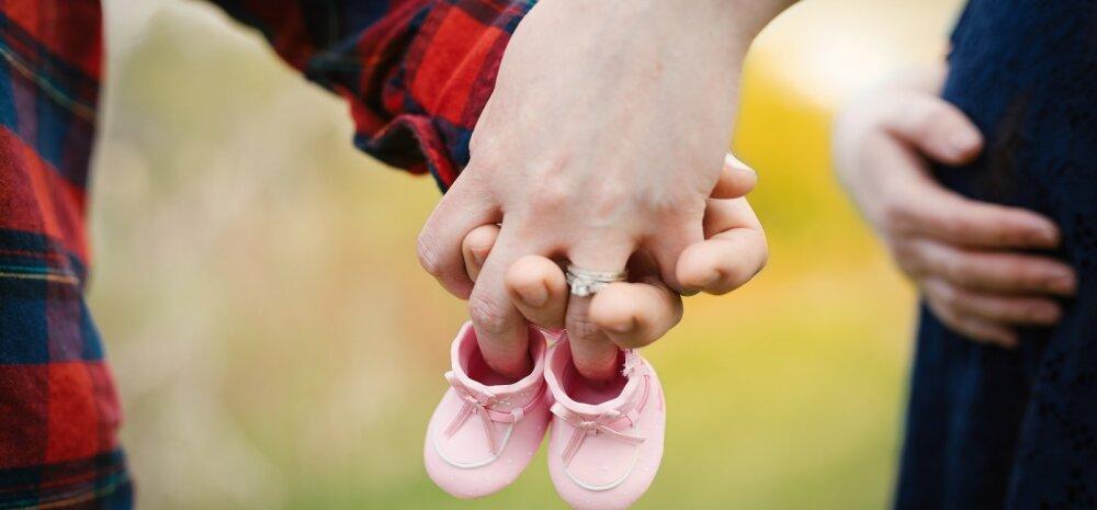 Mees kirjutab: sünnitamine või mitte sünnitamine on kahe inimese ühine otsus, mitte naise ainuõigus!