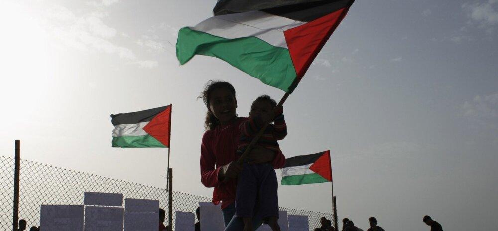 Islamiriik ähvardab Gazas Hamasilt võimu võtta