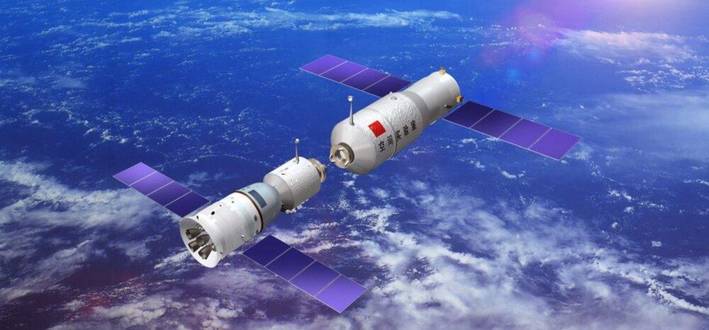Tiangong 2: kosmosejaam, kus seab end kuuks ajaks sisse kaks hiinlast