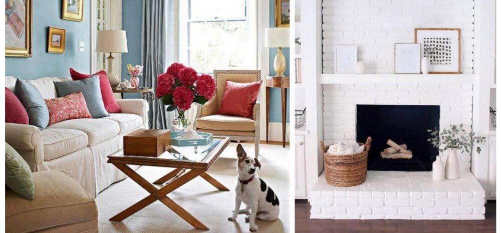 Создаем уютную гостиную в скандинавском стиле