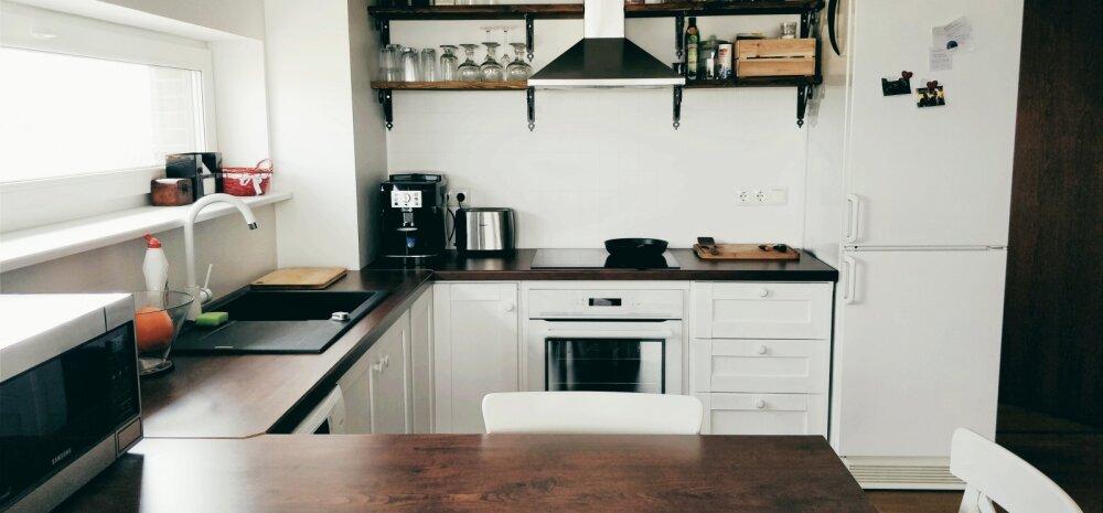 """""""MEIE KODU 2018"""" │ Oma kätega tehtud hele ja kaunis köök"""