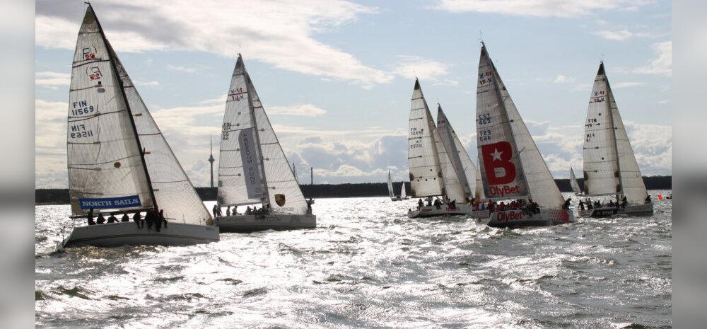 ORC I grupi jahid, Garmin Baltic Offshore Week