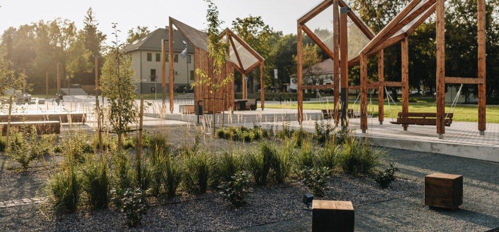 Arhitektuuripreemiatele on tänavu nomineeritud 65 tööd