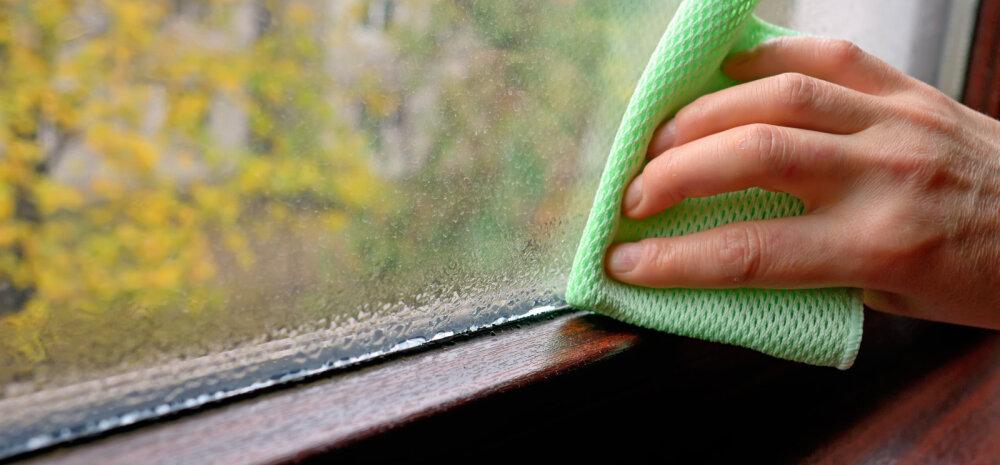 ВИДЕО | Плачут и потеют окна? Избавляемся от конденсата