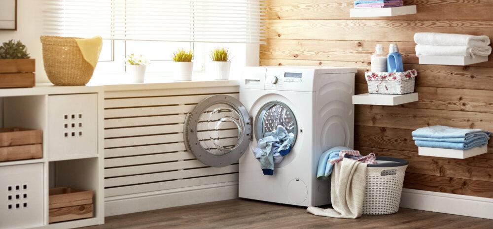 Mida teha, et pesumasin teeniks kaua ega lõhnaks ebameeldivalt?