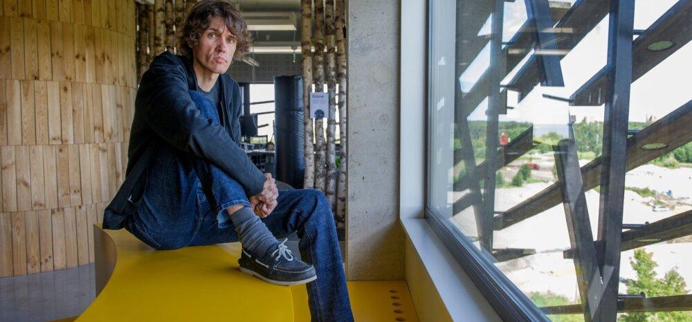 """Urmas Purde nõustub, et praegu ükssarvikuks tõusnud firma on kindlalt tema elutöö. """"Jah, inimesed loevad lehest, et eesti poisid tegid startup'i ja teenisid palju raha. Aga seal taga on kümme, osal pea 20 aastat ränka tööd."""""""