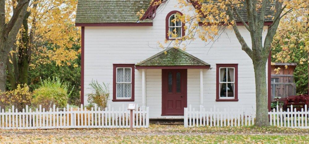 Viis märki, et majapidamine käib üle jõu ja peaksid soetama soodsama elamise