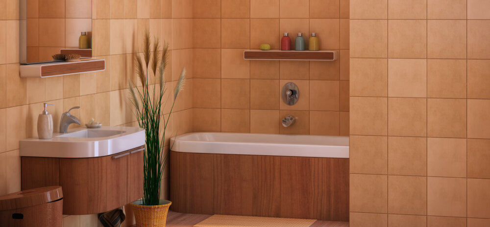 Памятка в цифрах: как сделать ванную удобной и разместить все необходимое