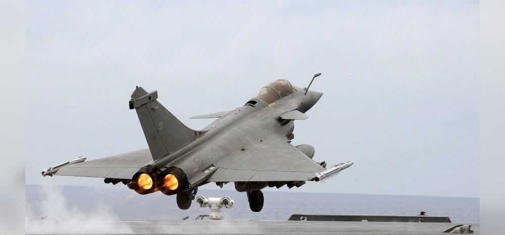 Prantsusmaa ei välista jätkuvalt sõda Süüriaga