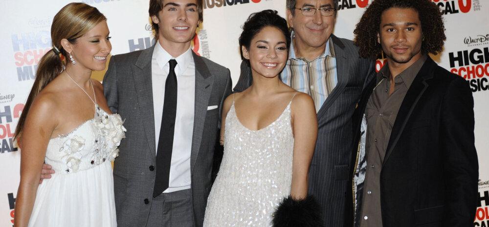 """FOTOD: 10 aastat hiljem! Vaata, kuidas on """"High School Musicali"""" peategelased aastatega muutunud"""