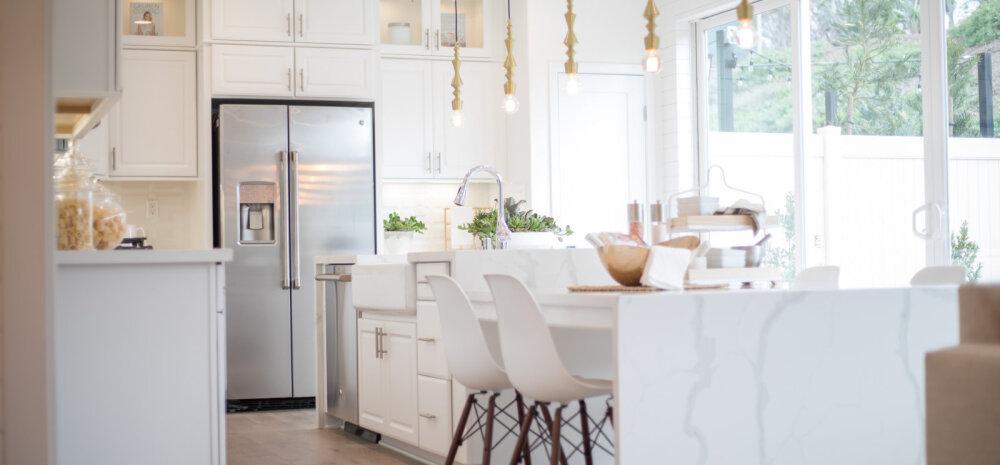 NÕUANDEID | Kui palju ruumi on vaja köögisaare jaoks?