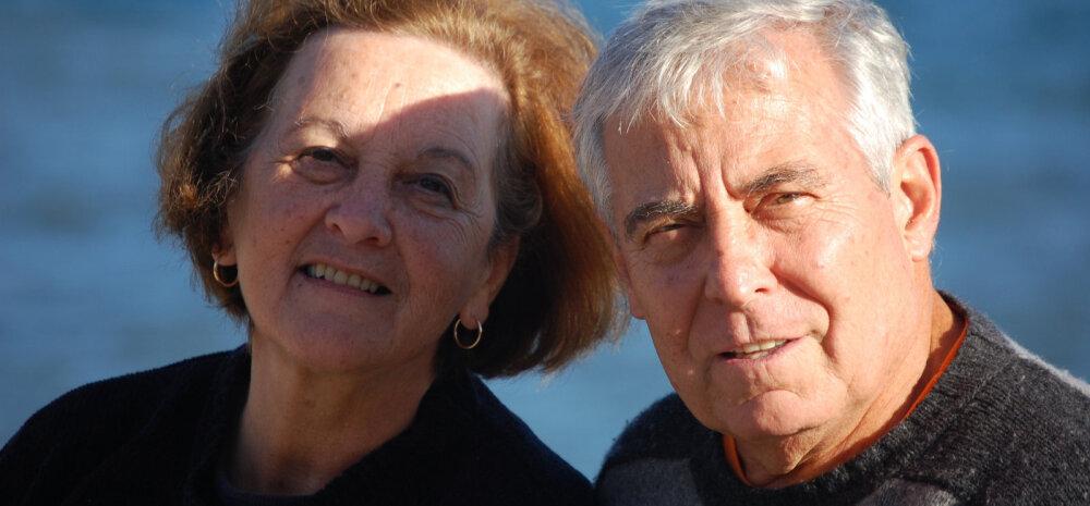 Pika ja õnneliku abielu saladused: viis naist vastavad küsimusele, mis on nende suhte läbi aastakümnete tugeva hoidnud
