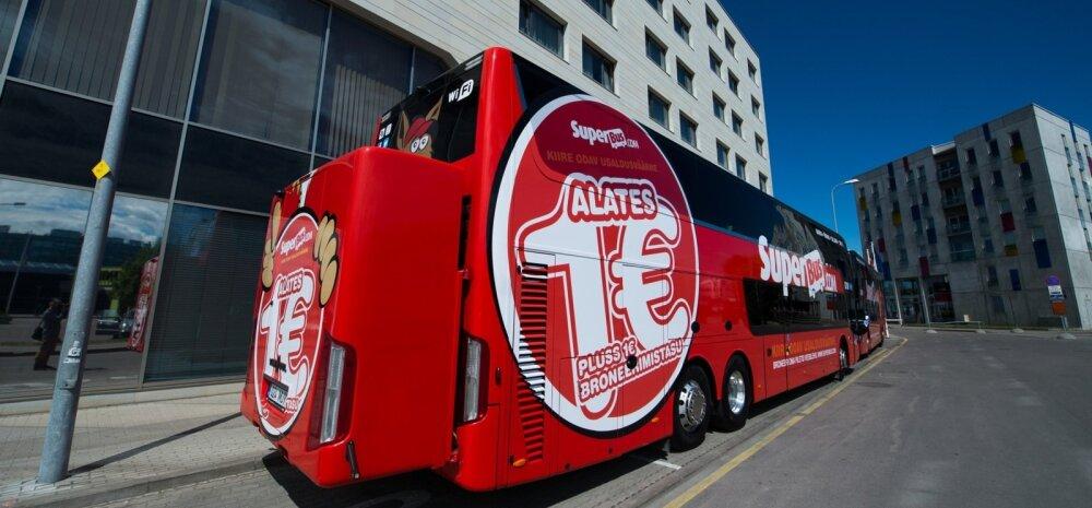 Bus Transport Holding OÜ ja selle omanik Sir Brian Souter