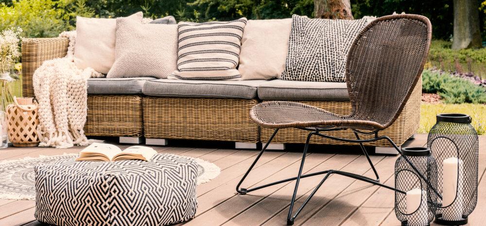 NIPID | Turguta aiamööbel ja terrass elule