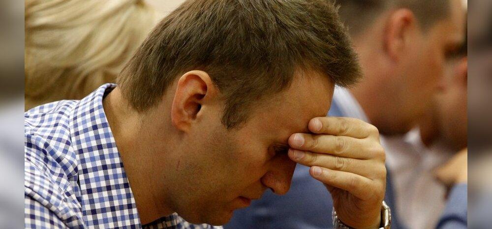 Venemaa opositsioonijuht Navalnõi mõisteti vangi