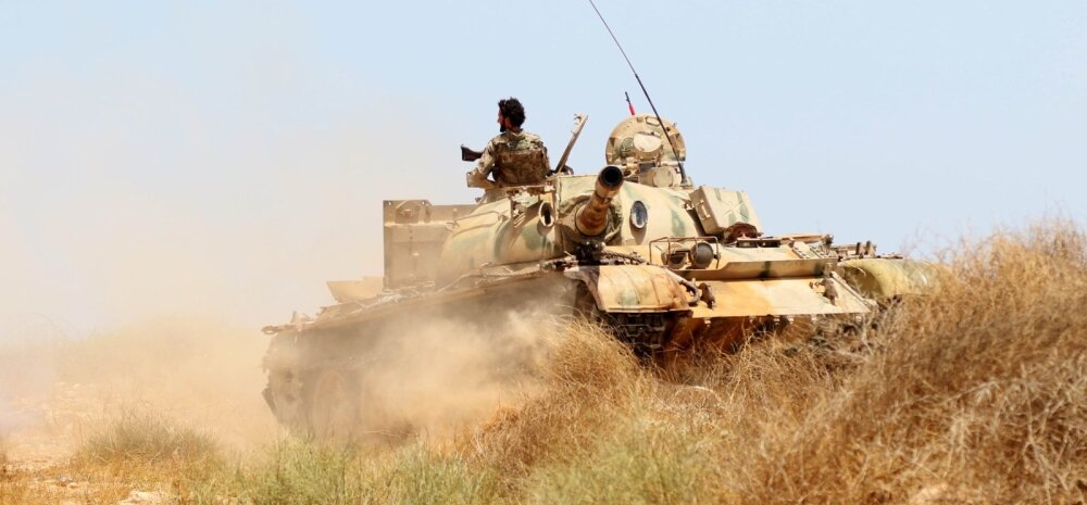 Liibüa vägedel õnnestus Islamiriigilt tagasi võtta Sirte sadam