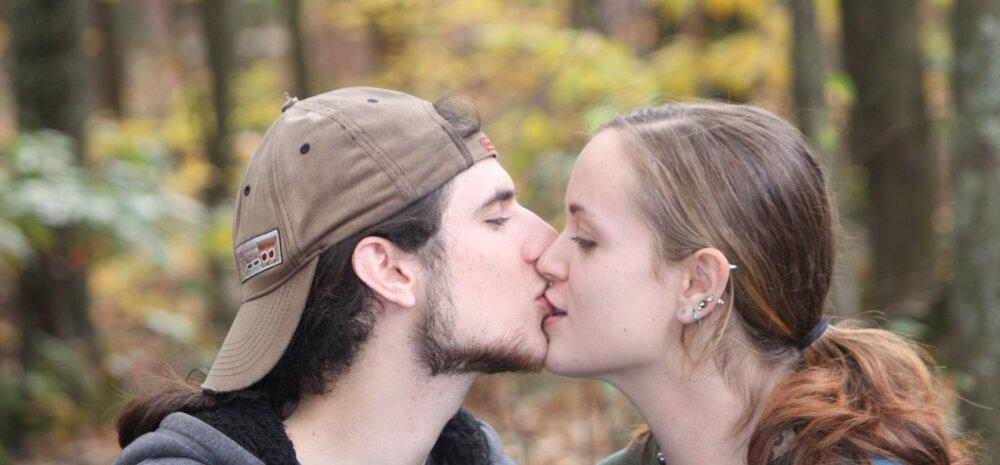 Suudle terviseks! Viis põhjust, miks see sulle ülimalt kasulik on