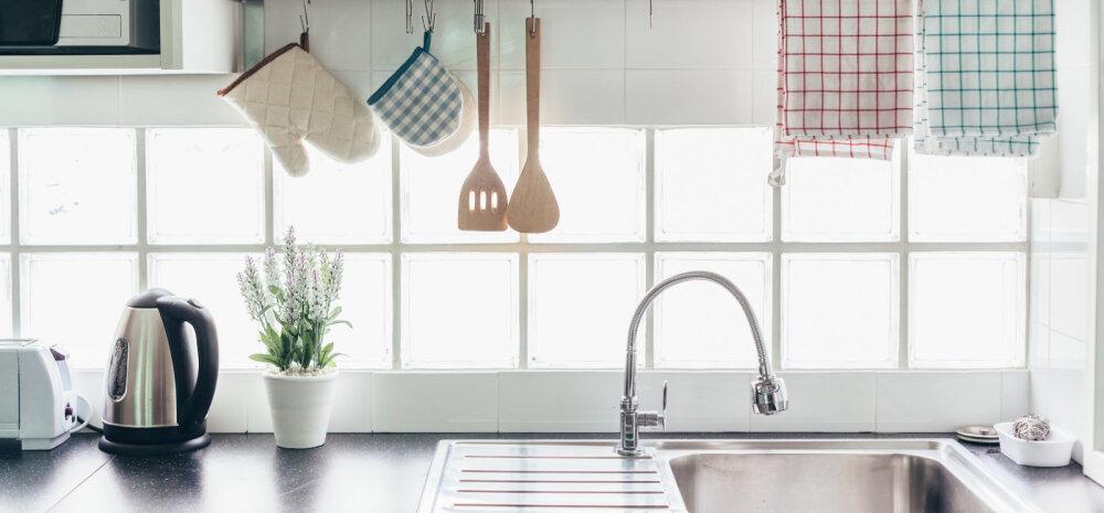 Mis juhtub, kui köögirätikuid ei vahetata piisavalt tihti?