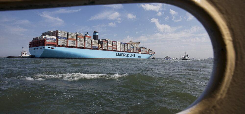Ees ootab kaos: merel seilab miljardite dollarite eest kaupa, mida ei saada kätte