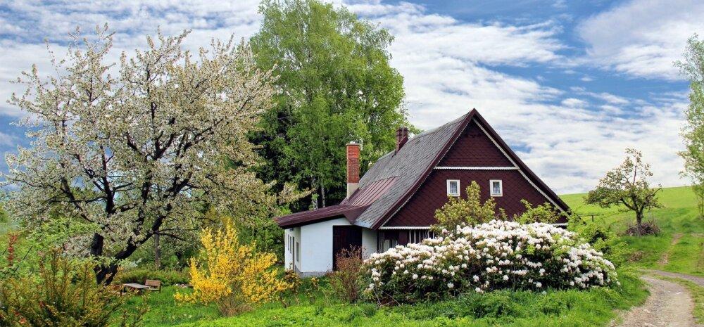 Kredex jagab üle 3,3 miljoni euro väikeelamute ja suvilate rekonstrueerimiseks
