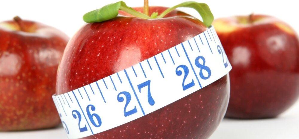 Toitumisnõustaja õpetab: kuus lihtsat nippi, kuidas oma päevast kalorihulka kärpida ja kehakaal kontrolli alla saada