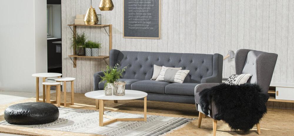 Sisekujundaja soovitab: elutuba sisustades mõtle, millist rolli ruum sinu kodus mängib
