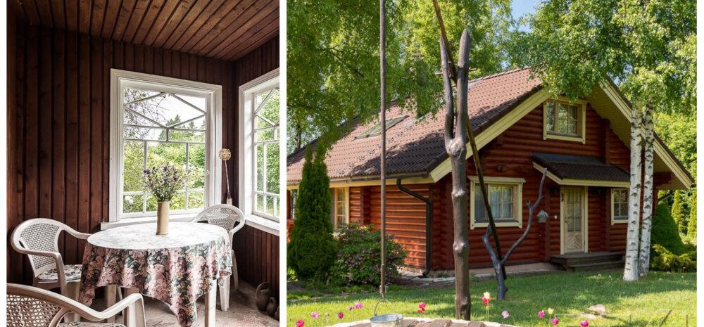 FOTOD | Kaunid talumajad üle Eesti, mis otsivad uut omanikku