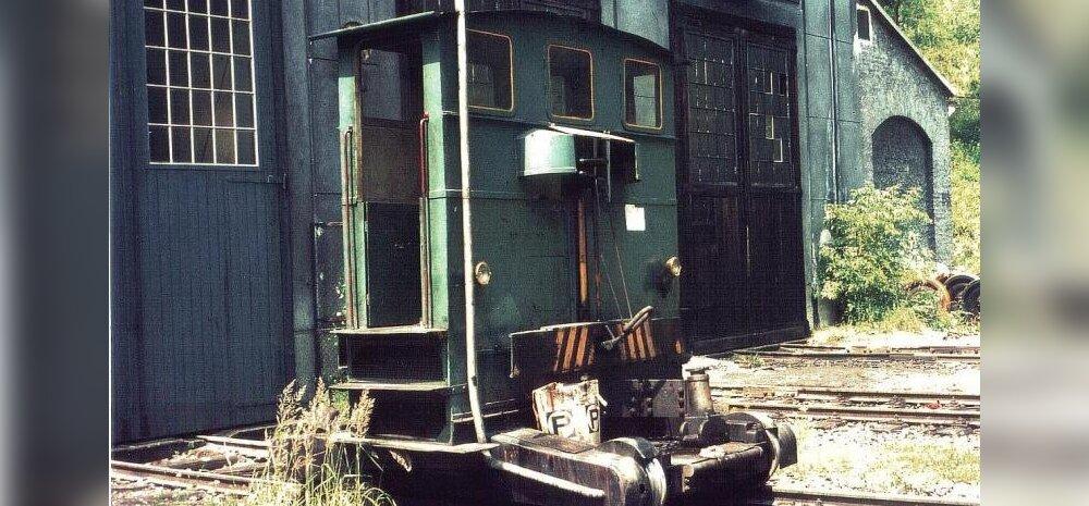 Breuer Lokomotor - üks väga kummalist tüüpi vedur eelmise sajandi Saksamaalt