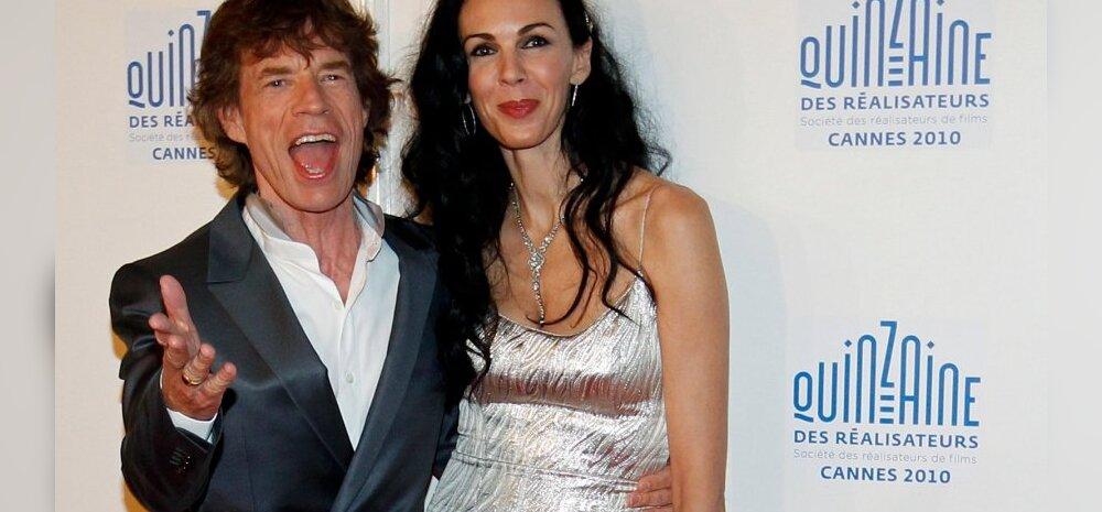 Mick Jagger ja L'Wren Scott
