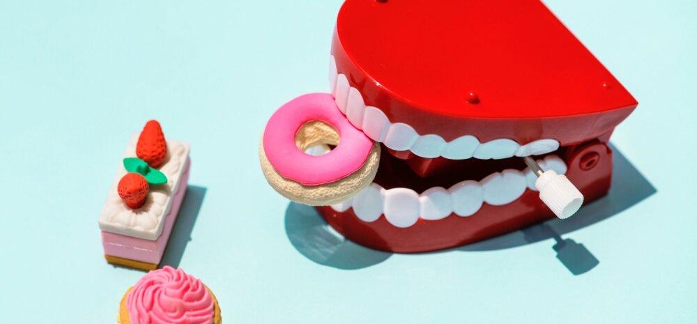 Oled suur maiasmokk ja kaal muudkui tõuseb? 12 lihtsat nippi, kuidas end liigsete piinadeta magusasõltuvusest võõrutada