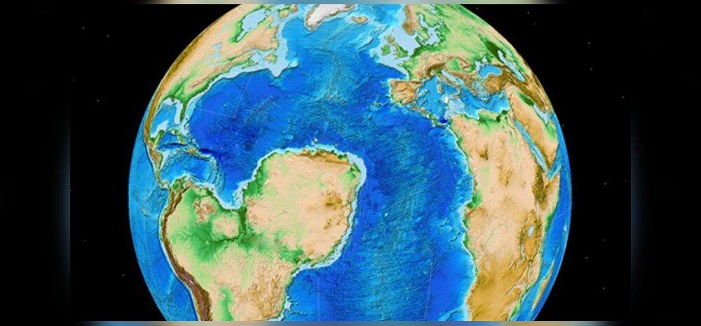 Miks Atlandi ookean ei asu keset Saharat?
