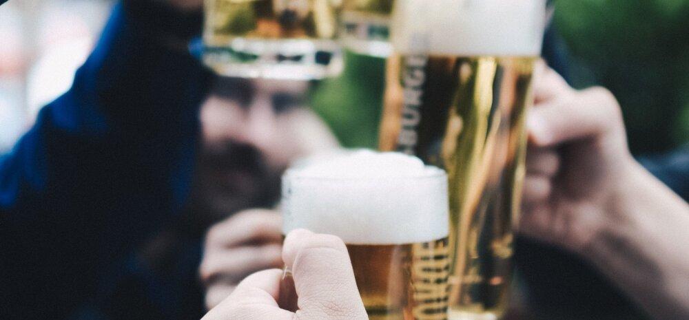 Kordame üle: mida alkohol su kehaga tegelikult teeb?