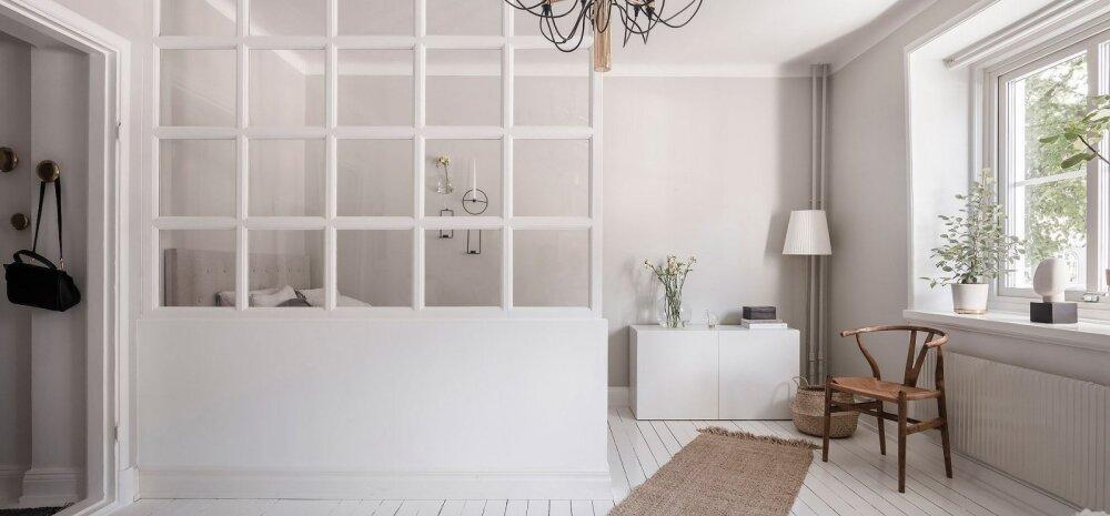 FOTOD | Kavala ruumikasutusega ühetoaline korter