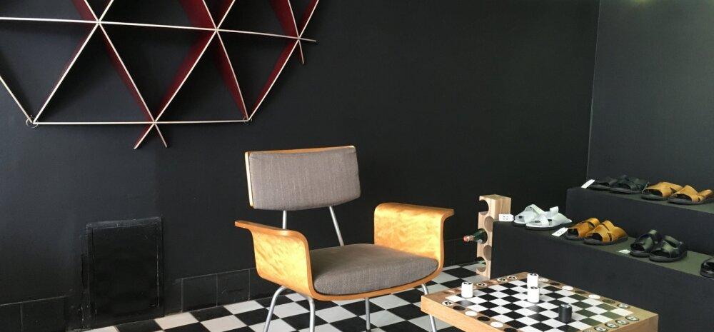 FOTOD | Eesti Disaini Maja garaažimüügilt leiab soodsalt pärleid Eesti disaineritelt