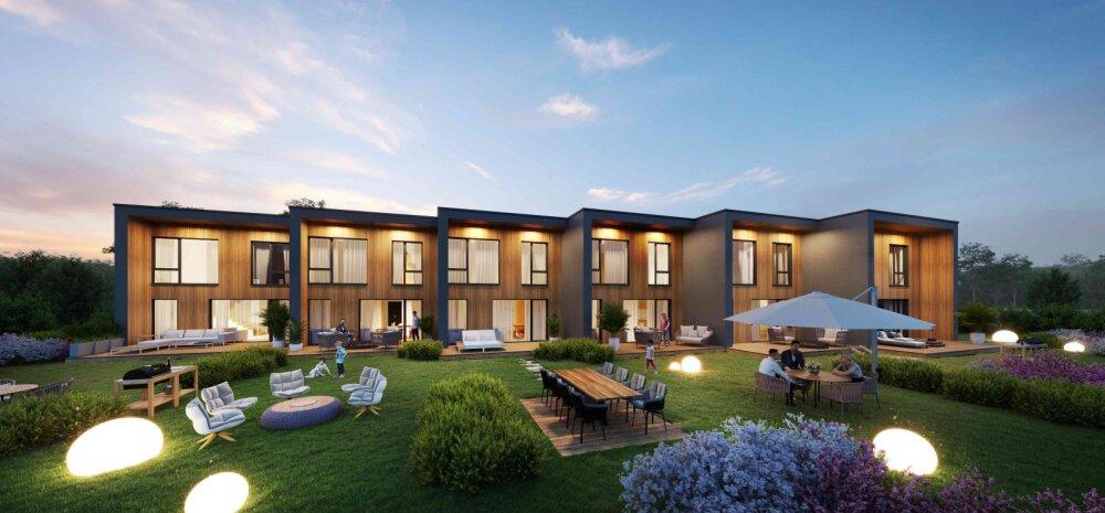 ФОТО | Спустя 15 лет в Табасалу вновь строится новый жилой комплекс