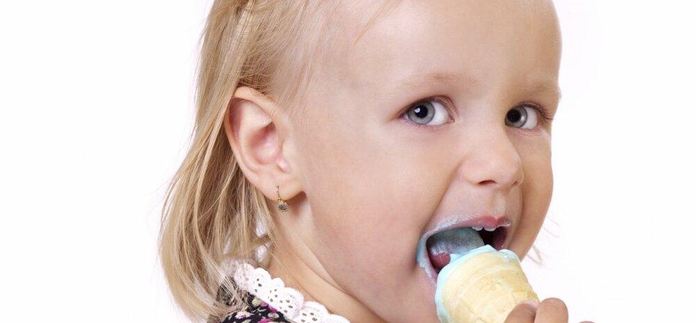 Huvitav teada: millised on eestlaste lemmikjäätised?