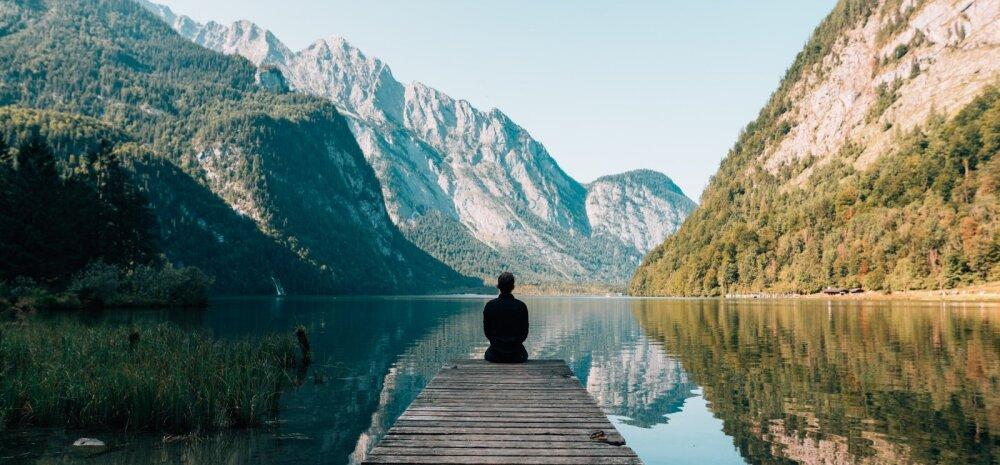 Kolm põhjust, miks mees mediteerima saata