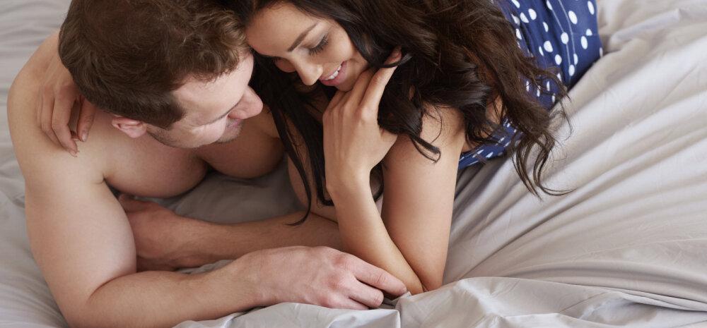 Viis asja, milleks pead valmis olema, kui esimest korda peale sünnitust mehega linade vahele vallatlema poed