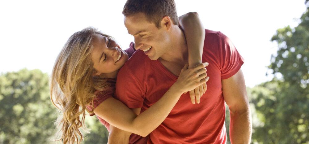 Seitse lauset, mida kuuldes tahaks mees sinuga kohe voodisse hüpata