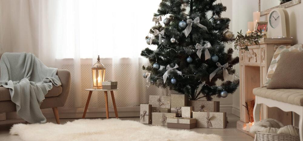 Ohud, millele tähelepanu pöörata, kui kaunistad pühadeks kodu