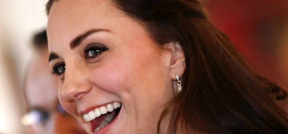 Pahane äsjasünnitanu: Kate Middleton jätab värsketest emadest ikka täiesti vale mulje, milleks niimoodi inimesi petta?!