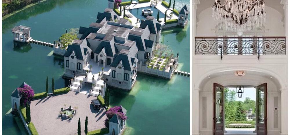 ВИДЕО | 15 самых роскошных и невероятных частных домов в мире