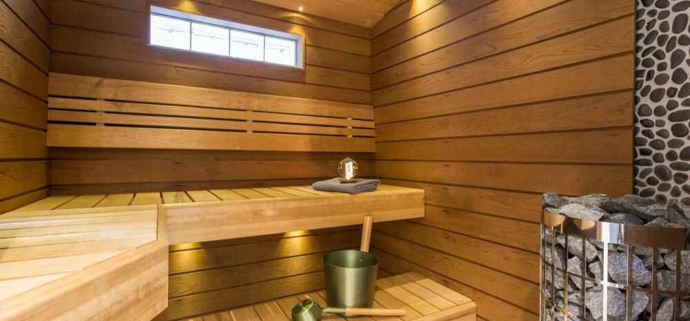 PLUSSID JA MIINUSED | Saun — osta või ehitada?