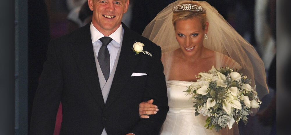 Mike Tindall ja Zara Phillips